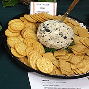 olive cheese ball