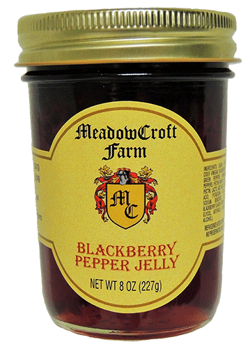Blackberry-Pepper-Jelly
