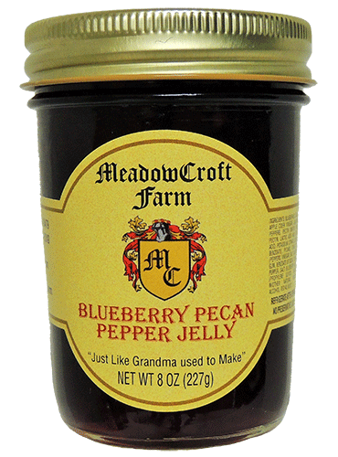 Blueberry-Pecan-Pepper-Jelly