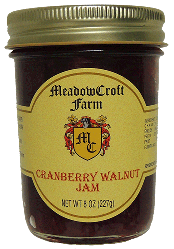 Cranberry-Walnut-Jam