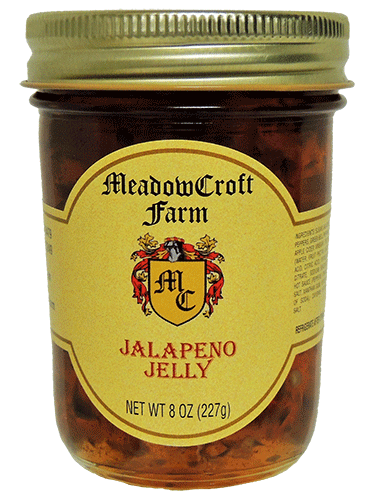 Jalapeno Pepper Jelly - Meadowcroft Farm
